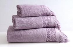 antik mor (фиолетовый) полотенце банное