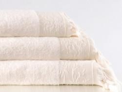 infinity ekru (молочный) полотенце банное