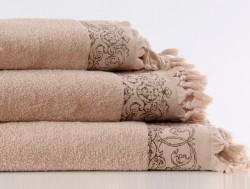 antik camel (коричневый) полотенце банное