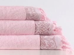 antik pembe (розовый) полотенце банное