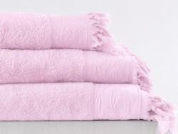 infinity pembe (розовый) полотенце банное