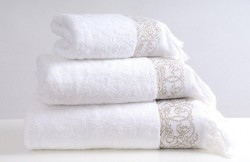 antik beyaz (белый) полотенце банное