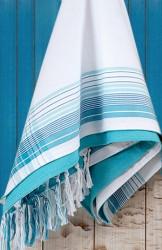 damla yesil (салатовый) полотенце пляжное