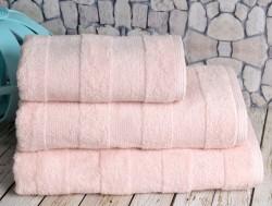 nova somon (св. розовый) полотенце банное