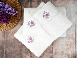loya white (белый) полотенце банное