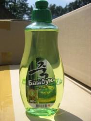 жидкость для мытья посуды с бамбуком 300г (jukjubang 300g)