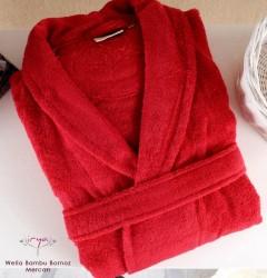 халат wella mercan (красный)