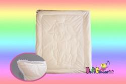 """одеяло """"козочка 110х140"""" козий пух (оскд-о-10)"""