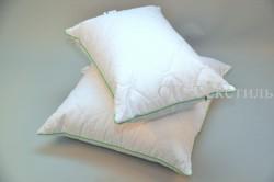 """подушка """"бамбуковая жемчужина"""" с внутренним чехлом (псб вч)"""