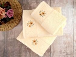 loya sari (желтый) полотенце банное