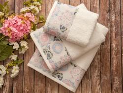 mabella white (белый) полотенце банное