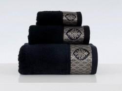 полотенце с печатью sultana siyah (черный)