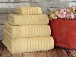 wella yellow (желтый) полотенце банное