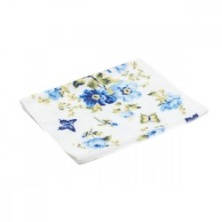 as1400520 полотенце махровое (голубое)