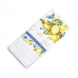 "кухонное полотенце ""лимоны"""