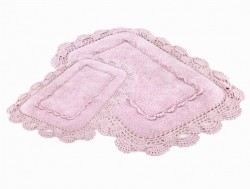 anita pembe (розовый) коврик для ванной