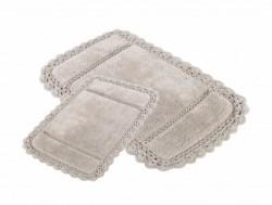 lorinda bej (бежевый) коврик для ванной
