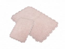 serra pembe (розовый) коврик для ванной