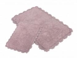 serra lila (лиловый) коврик для ванной