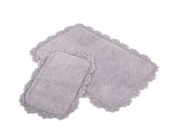 serra mor (фиолетовый) коврик для ванной