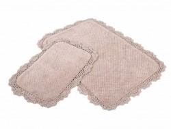 serra bej (бежевый) коврик для ванной
