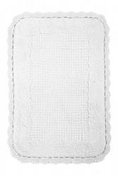 denzi ecru (молочный) коврик для ванной