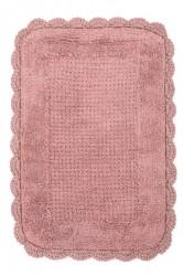 denzi rose (малиновый) коврик для ванной