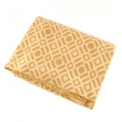 одеяло шерстяное жаккард арт.6 85%шерсть, 15%пе