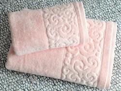 tiffany pink (розовый) полотенце банное