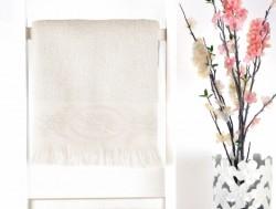 blenda ekru (молочный) полотенце банное
