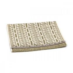13as01120/40 полотенце махровое (зеленое)