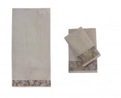 полотенце банное diritto beige (бежевый)
