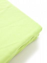 простынь на резинке микрофибра салатовая (f)
